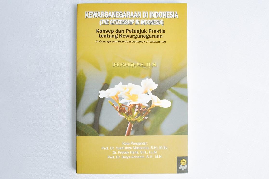 Kewarganegaraan Di Indonesia
